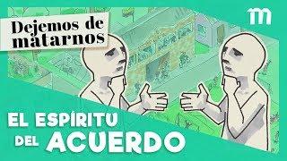 Dejemos de matarnos: el espíritu del acuerdo de paz (con Diana Uribe)