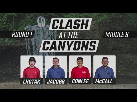 Clash At The Canyons 2018   Feature Card   Round 1   Middle 9