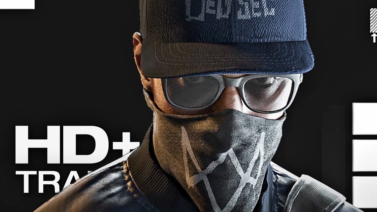Watch_Dogs 2 - PC Game Trainer Cheat PlayFix No-CD No-DVD ...