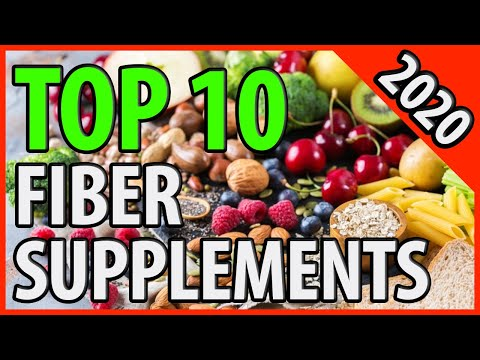 ⭐️✔️ Best Fiber Supplement 2020 | TOP 10 Fiber Pills ����⭐️