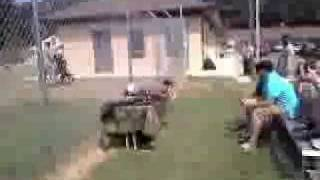 K-9 Police Dog Attack Andrews Air Force.mov