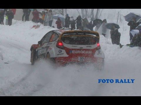 "Rally Montecarlo 2014 Ps 12 ""Col De Turini"""