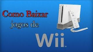 Como Baixar jogos de Wii