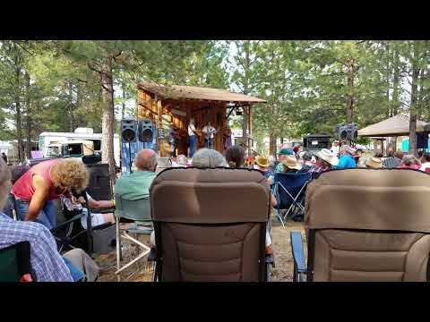 "Hard Times Bluegrass Festival, Hamilton MT 2019: ""Smoky Mountain Memories"""
