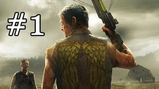 The Walking Dead: Survival Instinct - Episode 1 - Mercy Kill