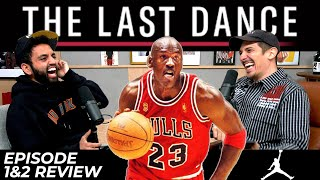 Andrew Schulz Reviews The Last Dance Ep 1 & 2 w/ Akaash Singh