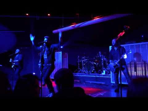 HINDER  - All American Nightmare @ HOME BAR 2 7 2019