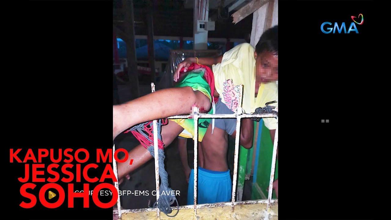 Download Kapuso Mo, Jessica Soho: BINTI NG ISANG BATA, NATUHOG SA BAKAL NA PADER