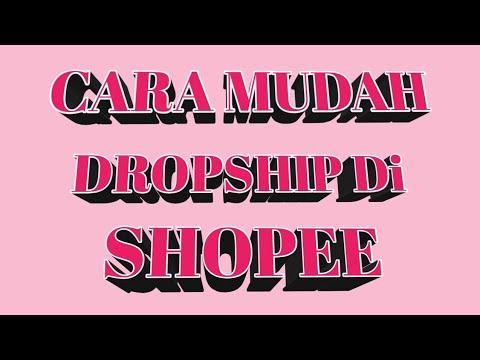 cara-gampang-dropship-di-shopee