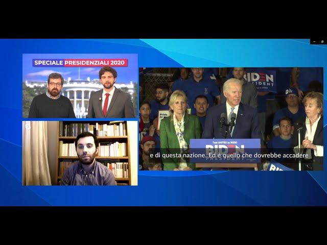 Speciale presidenziali 2020: l'analisi del Super Tuesday