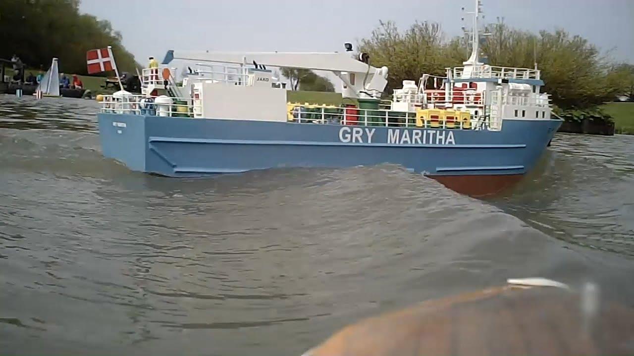 Model Slipway Gry Maritha Scale Model Rc Boat Vmk