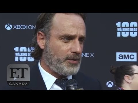 Andrew Lincoln Leaving 'The Walking Dead'