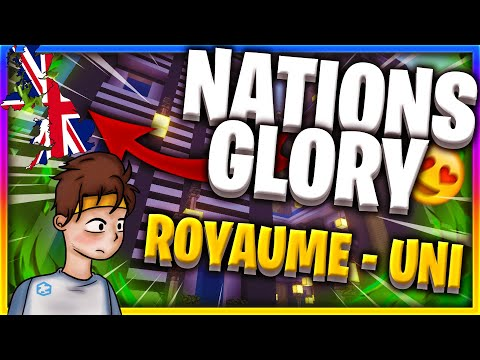 🗺️ ROYAUME UNI VISITE DU PAYS - NATIONSGLORY (EARTH NG) 🌍