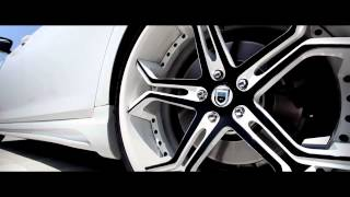 Nice 2012 BMW 7-Series With 22 Inch Asanti CX-173 Wheels