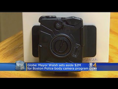 Globe: Mayor Walsh To Expand Police Body Camera Program