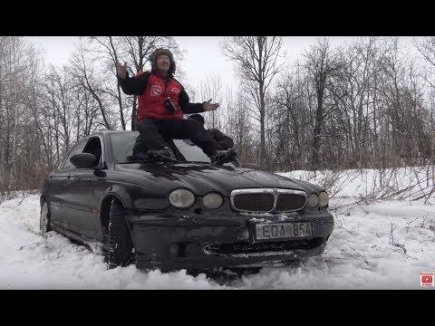 Прощание с ягуаром ))) Запорожец ZAZ ЗАЗ vs Jaguar x-type vs GAZ 66 ПИПЕЦ off-road 4x4