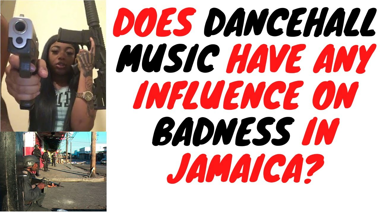 Breaking Down The Dancehall Music CAN/CANNOT Influence Badness Debate 🤔