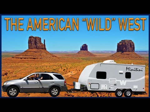 "The American ""Wild"" West RV Trip - Traveling Robert"
