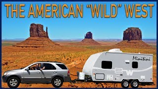 "The American ""Wild"" West (close captions available)"