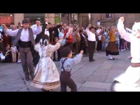 Portuguese traditional folk dance
