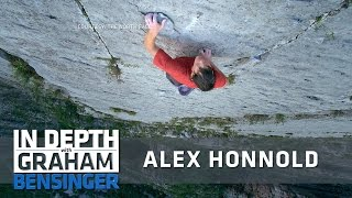 Alex Honnold: I visualize my death to stay alive