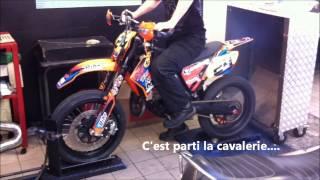 KTM 85 Sx Dyno Supermotard
