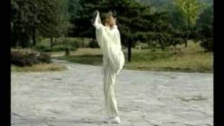 Tai Chi 42 Forms Part 1 to 4 - Total Demo by Miss Ng Ah Mui