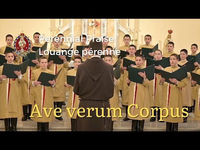 Ave verum Corpus | William Byrd (Perennial Praise