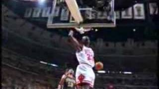 HardWood Classics:Michael Jordan his airness prt.9