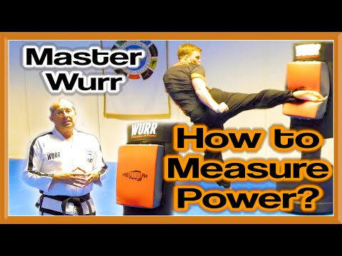 HOW TO MEASURE POWER? | Master Wurr with Pro Power Pad