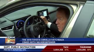 11 -7 -18 2019 Toyota Corolla XSE