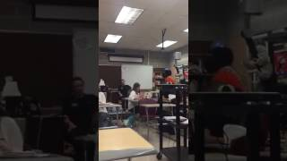 Conversation Between Teacher And Black Student About N Word