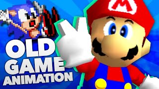 Can Old Games Have Great Animation? - New Frame Plus