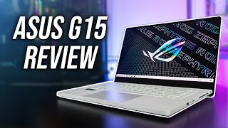 The New ASUS Zephyrus G15 is WAY Better Than Last Year!