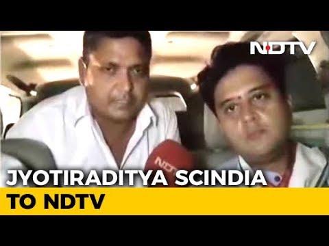 Jyotiraditya Scindia Explains Differences Between 2013 And 2018