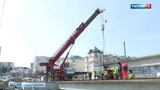 Стало известно, когда по новому мосту через суходол поедут автомобили