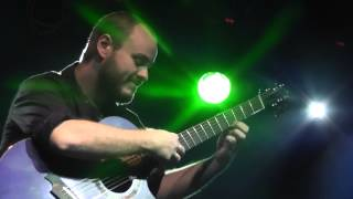 Andy Mckee Live ,First Perfomance in Russia [FULL CONCERT]
