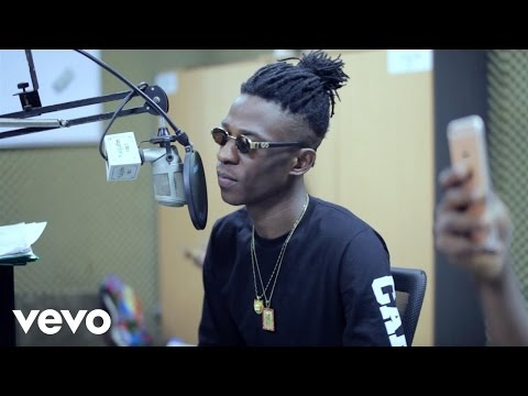 Krizbeatz - Erima Premiere on Naija FM ft. Davido, Tekno