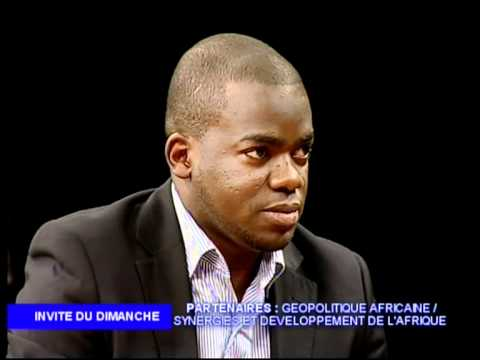 INTERVIEW MARIEN FAUNEY NGOMBE SUR TELE CONGO PART1