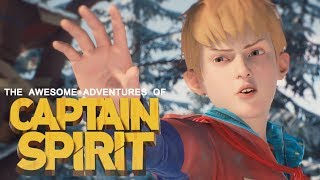 INTERVIEW WITH A SUPERHERO - The Awesome Adventures of Captain Spirit | Episode 2