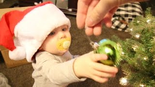 Baby's First Christmas Tree!! (EDITED BDE)