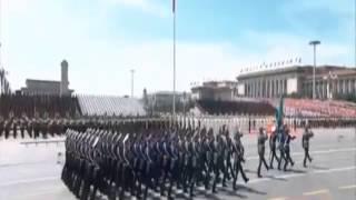 Военный парад в Китае в честь 70-летия победы над Японией