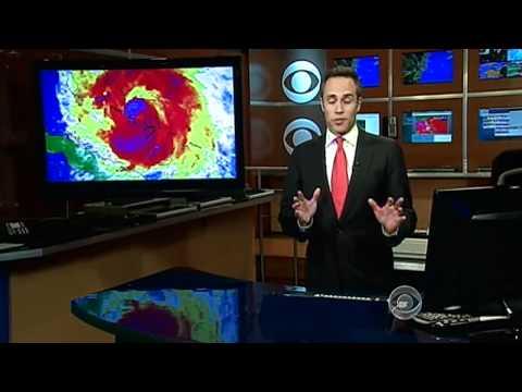 Where will Hurricane Irene strike?