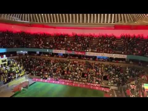 FC Bayern München - Borussia Dortmund, Stimmung vor dem Spiel