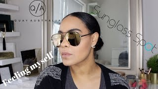 Unboxing Sunglasses x Sunglassspot x Quay Australia