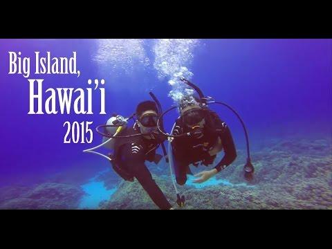 Big Island, Hawaii 2015 | Go Pro3+ | TINAVERT