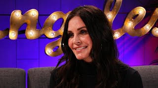 Courteney Cox Shares Why She Doesn't Keep Her Personal Life Private (Exclusive)