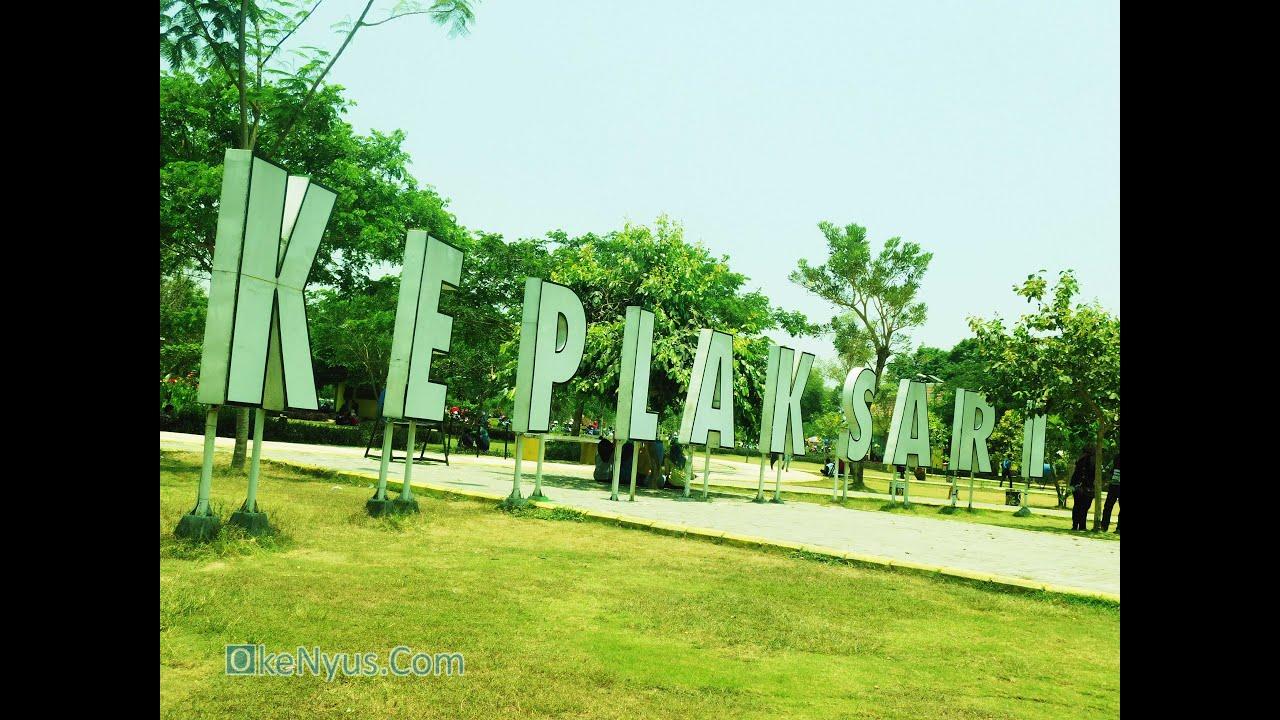 Taman Keplaksari Ini Lho Tempat Wisata Menarik Di Kota Jombang