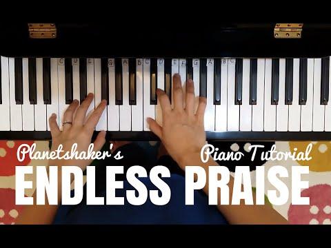 Endless Praise | Planetshakers | Piano Tutorial