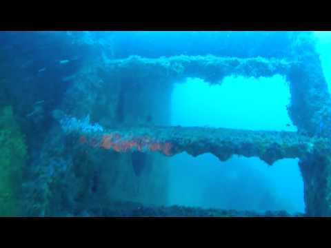 Scuba Diving In Panama City Beach Florida - The Black Bart